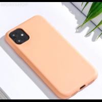 Coque silicone iPhone 6 / 6S Plus beige