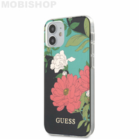 Coque Guess iPhone 12 Mini flower 2
