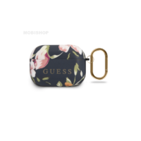 Coque AirPods Pro Guess flower