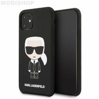 Coque Karl Lagerfeld iPhone 11 noir