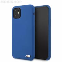 Coque iPhone 11 Bmw bleu