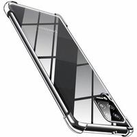Coque silicone transparente A42 5G