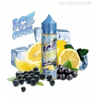 Cassis Citron 50ML - Ice Cool Nicotine : 00mg/50ML