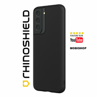 Coque Rhinoshield SolidSuit noir classic Galaxy S21