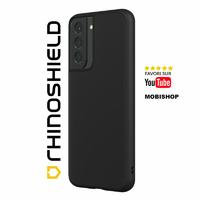 Coque Rhinoshield SolidSuit noir classic Galaxy S21 Plus