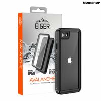 Coque Eiger 360 avant arrière étanche ip68 renforcée iPhone 8 / 8 / SE 2020