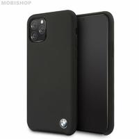 Coque Bmw silicone iPhone 11 Pro noir