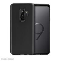 Coque silicone S9 noir