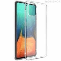 Coque silicone A71 transparente