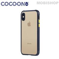 COCOON'in HONEY Galaxy A50 (Navy)