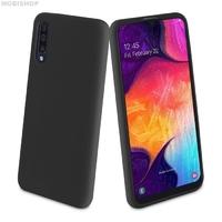 Coque silicone noir Galaxy A50