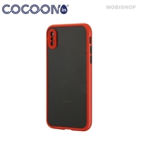 COCOON'in MYST Galaxy A40 (Rouge)