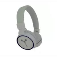 Casque Audio Filaire Blanc