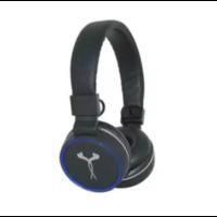 Casque Audio Filaire Noir