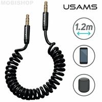 USAMS Câble Jack/Jack Extensible noir
