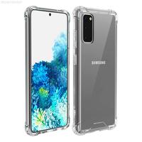 Coque silicone Galaxy S21 transparente