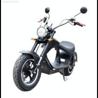 Moovway Chopper Moto Coco XXXL électrique 2000W - Noir