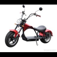 Moovway Chopper Moto Coco XXXL électrique 2000W - Rouge