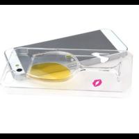Coque Vin Jaune Silicone iPhone 6