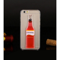 Coque Cocktail iPhone 6 Rouge