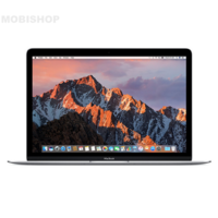 "MacBook Retina 12"" m3 1,1Ghz 8Go RAM 256Go SSD Argent (2016) - Occasion comme neuf jamais servi"