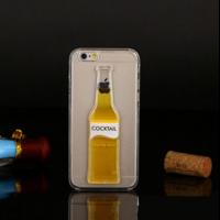 Coque Cocktail iPhone 6 Jaune