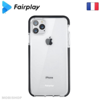 Coque silicone FAIRPLAY GEMINI iPhone 13 Mini