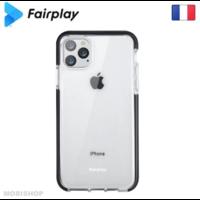 Coque silicone FAIRPLAY GEMINI iPhone 13 Pro Max