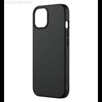 Coque Rhinoshield Solidsuit fibre de carbone iPhone 13 Mini