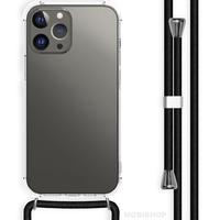 Coque Antichoc Cordon noir iPhone 13 Pro