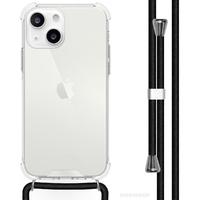 Coque Antichoc Cordon noir iPhone 13 Mini