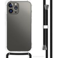 Coque Antichoc Cordon noir iPhone 13 Pro Max