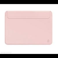 WIWU SKIN PRO Macbook 12'' cuir (Rose)