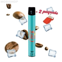 Zumba Caféo - Wpuff/Liquideo - Nicotine : 09mg