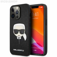 Coque Karl iPhone 13 Pro noir