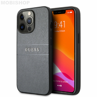 Coque Guess iPhone 13 Pro Max grise