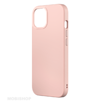 Coque Rhinoshield Solidsuit rose iPhone 13 Mini