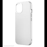 Coque Rhinoshield Solidsuit blanc iPhone 13