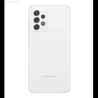 Remplacement vitre arrière Samsung Galaxy A52 blanc A525F A526B