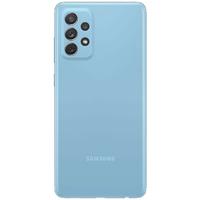 Remplacement vitre arrière Samsung Galaxy A72 bleu A725F A726B