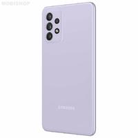 Remplacement vitre arrière Samsung Galaxy A72 violet A725F A726B