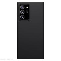 Coque silicone noir Galaxy Note 20 Ultra