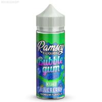 Blueberry & Kiwi Bubble Gum Ramsey E-Liquids 100ml 00mg