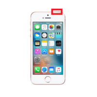 Remplacement Bouton Allumage Iphone SE