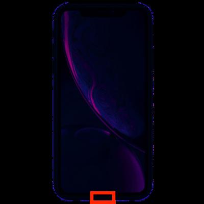reparation connecteur de charge apple iphone xr saint-etienne