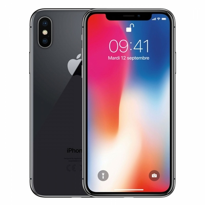 iPhoneX64GBnoirsaintetienne