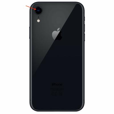 reparation remplacement reparateur lentille photo camera apple iphone XR Saint-Etienne Villars Andrézieux l'Etrat mobishop vitre
