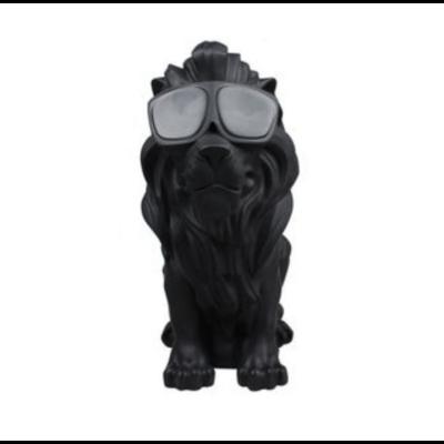 Enceinte Bluetooth Lion noir saint-etienne