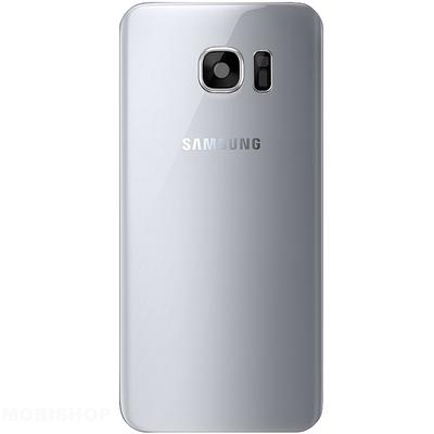 galaxy-s7-sm-g930f-vitre-arriere-argent-silver-cache-batterie-saint-etienne-mobishop