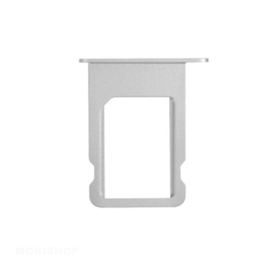 Tiroir sim iPhone 6+ argent apple saint-etienne mobishop apple reparation remplacement emplacement loire